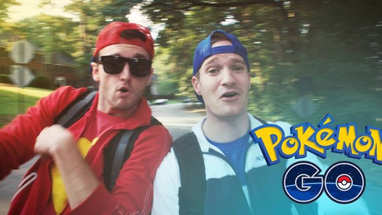 Pokemon Go Rap - Zach & Jim
