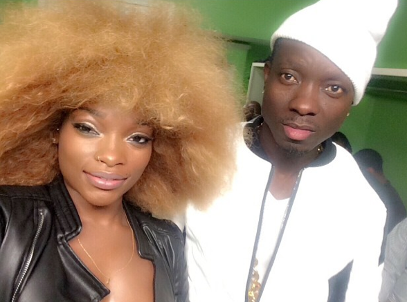 Michael Blackson & New Gal Pal