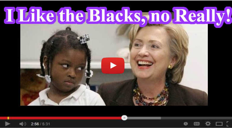 Hillary Clinton Black People