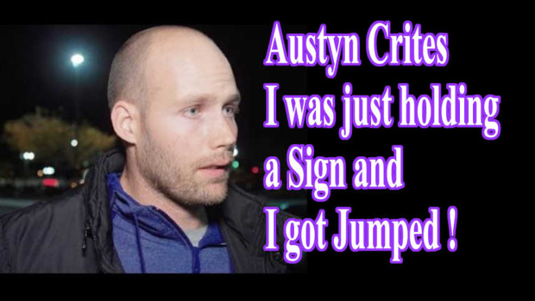 Austyn Crites Trump Interview