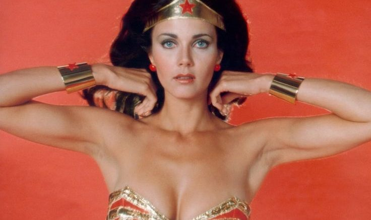 Wonder Woman Lynda Cater