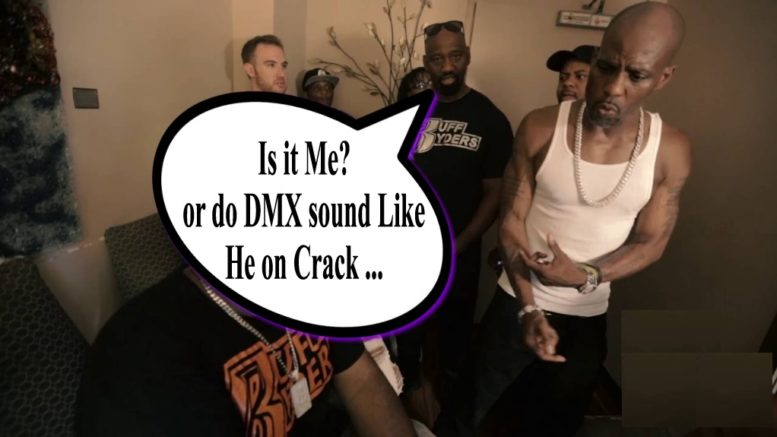 DMX on Crack