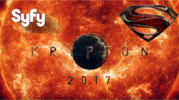 Krypton TV Series Scfy Channel