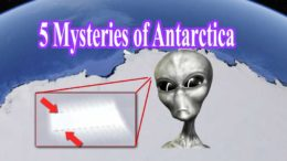 Mysteries of Antarctica
