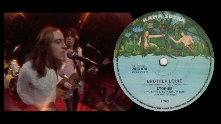 Stories - Brother Louie - 1973